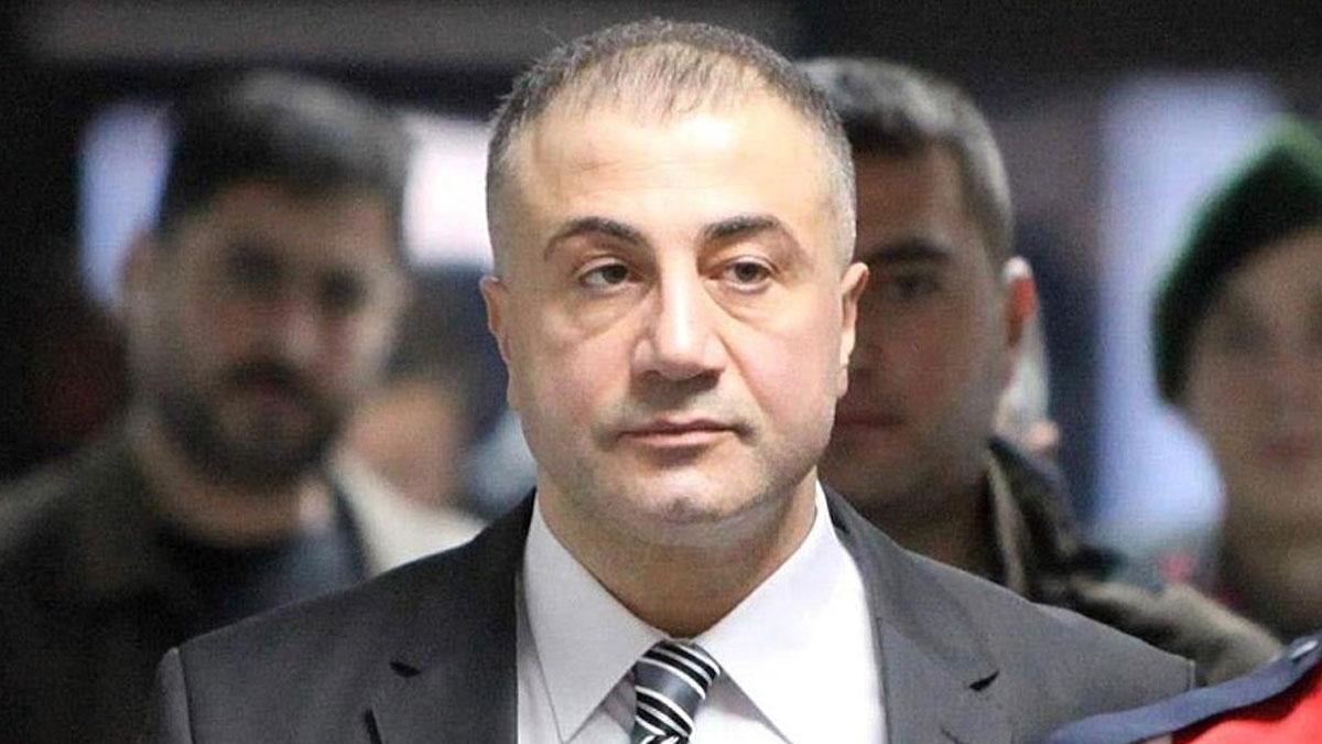 Sedat Peker'den 'Davutoğlu'nun partisine katılacak' iddialarına yanıt