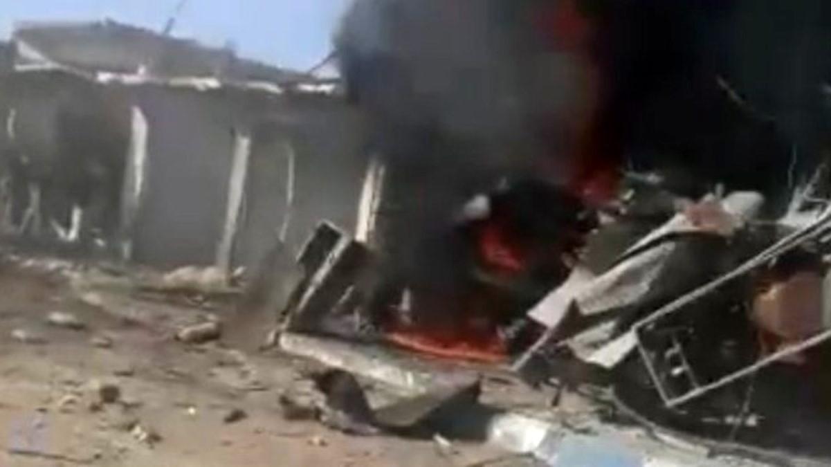 MSB: Tel Abyad'da bombalı saldırı sonucu 8 sivil hayatını kaybetti