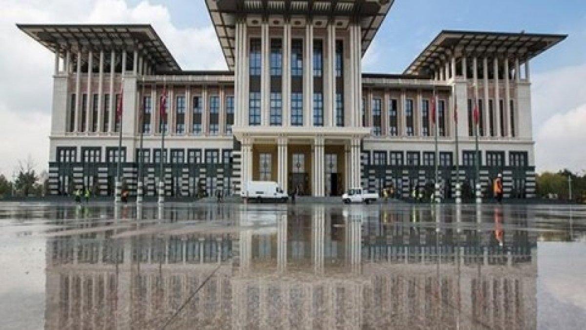 Saray'a yeni İhtisas Komiteleri! On binlerce lira huzur hakkı ödenecek