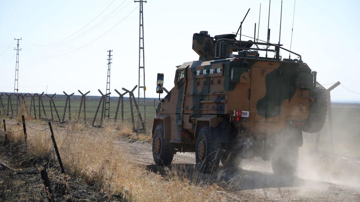 Türkiye ve Rusya'dan 4. ortak kara devriyesi