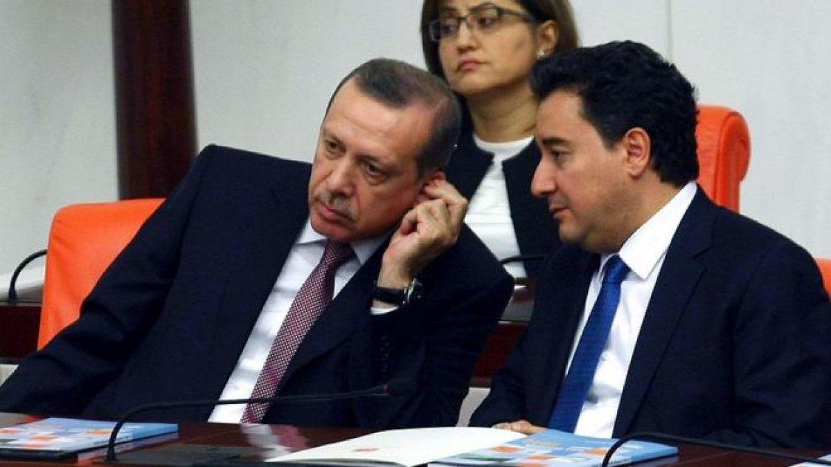 Ali Babacan'ın partisinin ismi belli oluyor