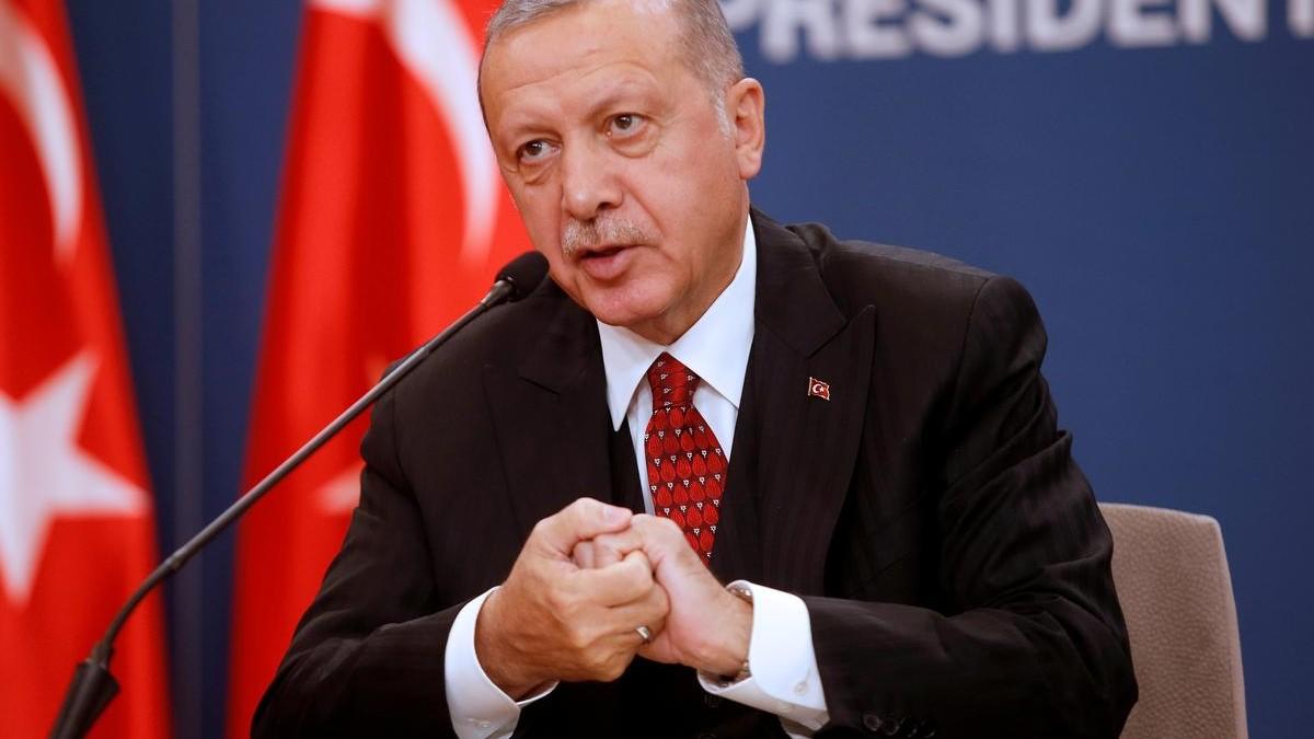 Erdoğan, kendisine 'I love you man' diyen kişiye yanıt verdi