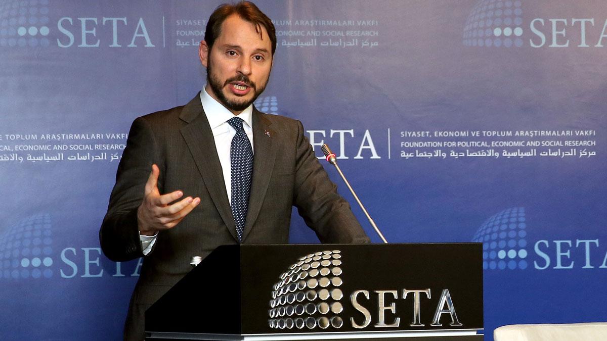 Almanya, gezetecileri fişleyen SETA'nın mali kaynağını açıkladı: Damadın ailesi