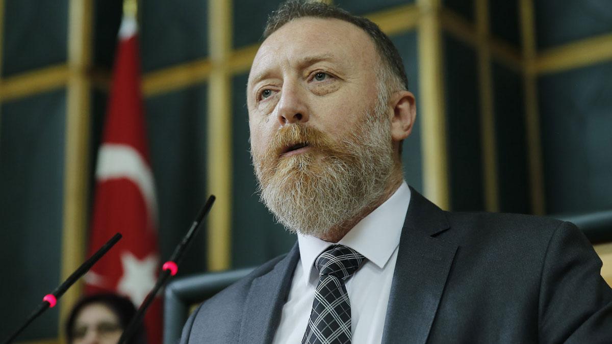 HDP'den Kadir İnanır tepkisi