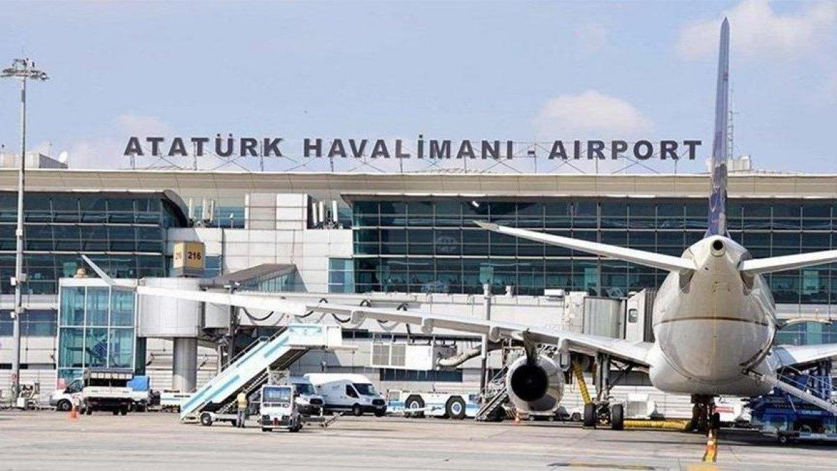 86 yıllık Atatürk Havalimanı'nda yıkım başladı