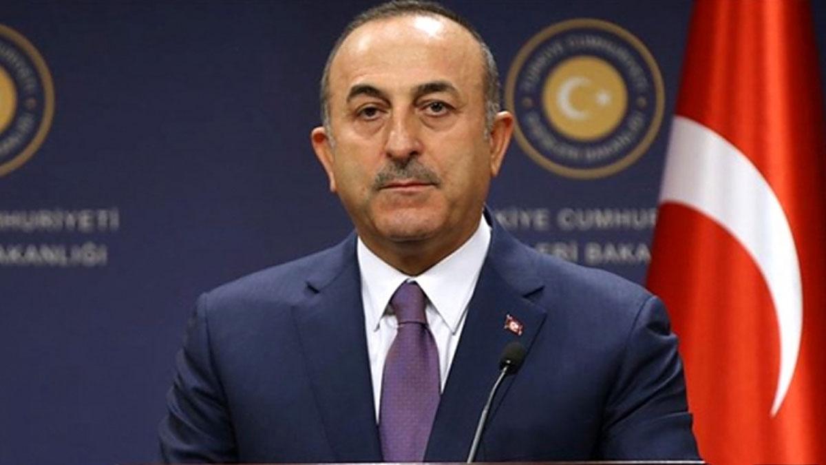 Çavuşoğlu'ndan yurt dışında yaşayan Türk vatandaşları ilgilendiren açıklama