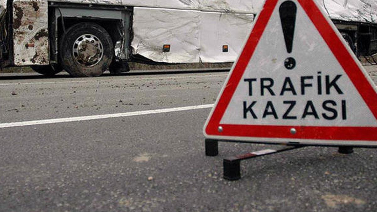 Bursa'da iki otomobil çarpıştı: 6 yaralı