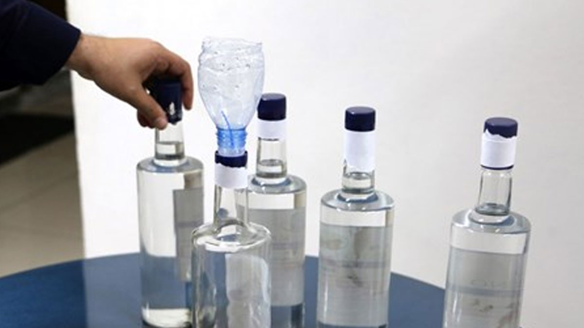 Saf alkolden ölenlerin sayısı 30'a yükseldi