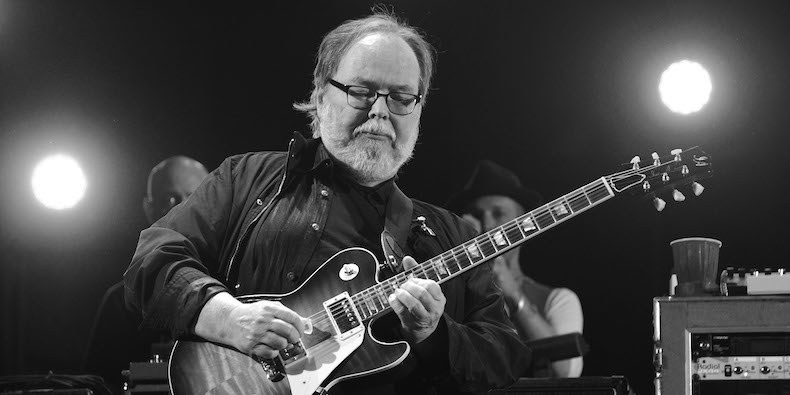 Gitarist Walter Becker yaşamını yitirdi