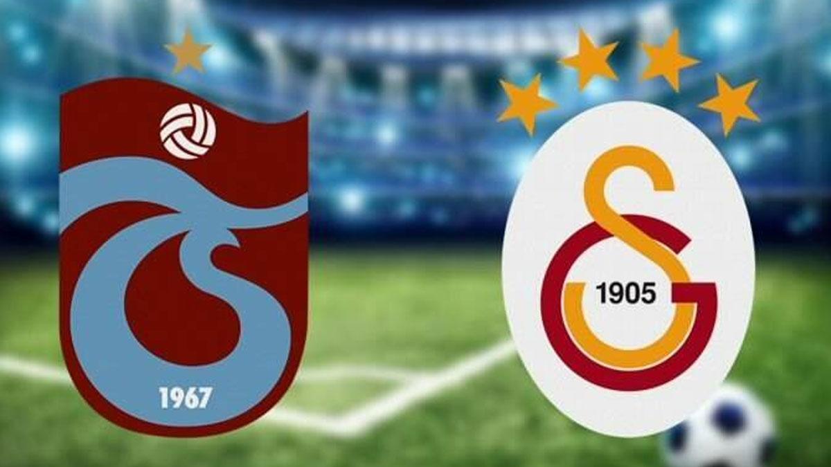 Galatasaray, Trabzon'dan 1 puanla dönüyor