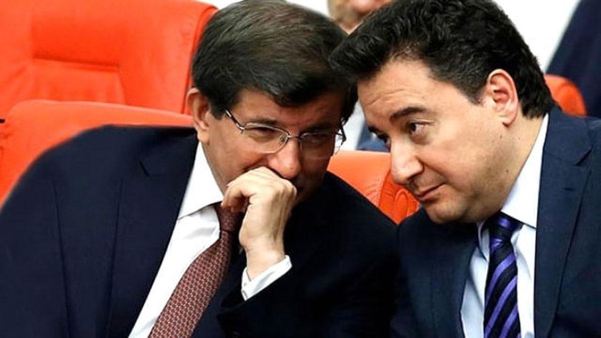 Davutoğlu ve Babacan'ın temasta olduğu Kürt siyasetçiler ortaya çıktı