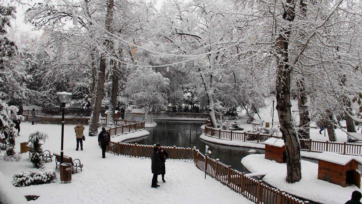 Ankaralılar dikkat: Kar geliyor