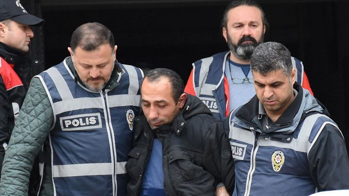 Ceren'i vahşi şekilde öldüren katil Özgür Arduç, Şırnak Cezaevi'ne gönderildi