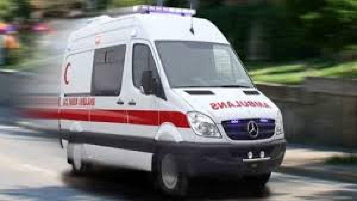 Kimyasal maddeden zehirlenme şüphesiyle 36 işçi hastaneye kaldırıldı