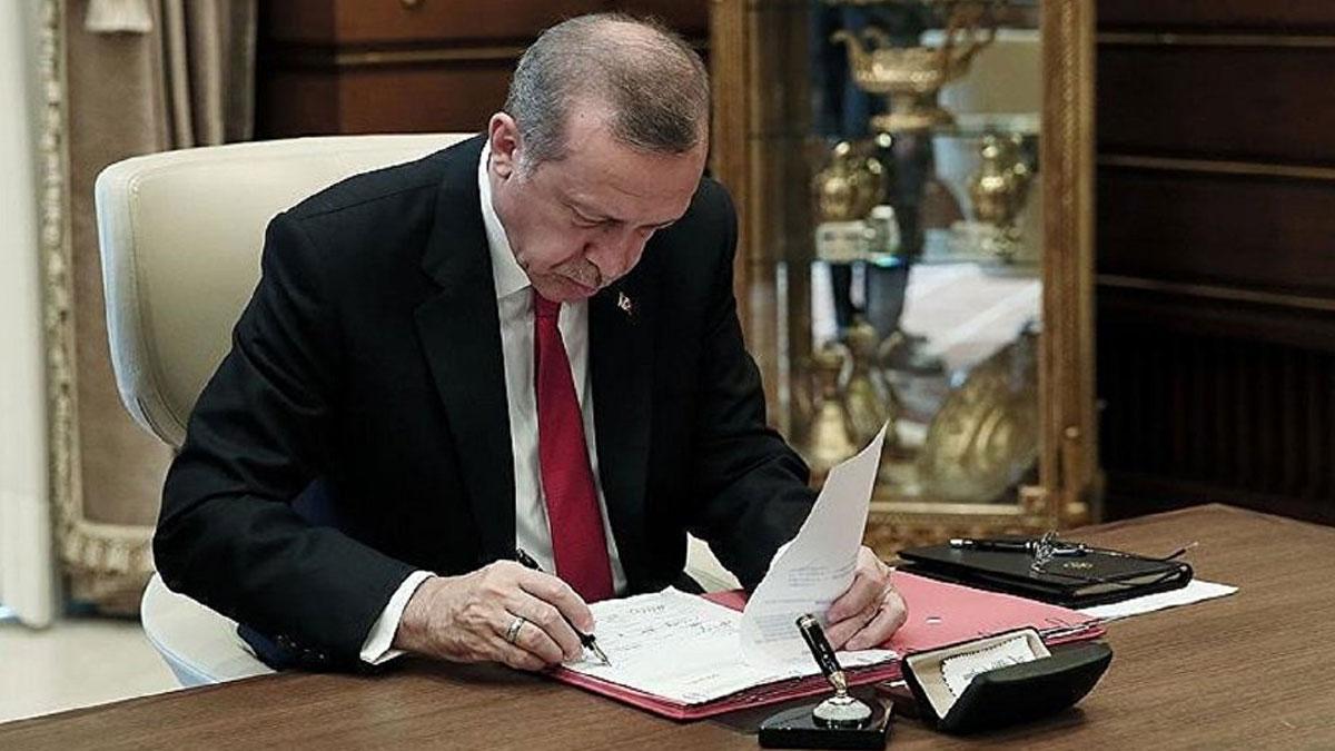 Erdoğan, kendine yeni başdanışman atadı