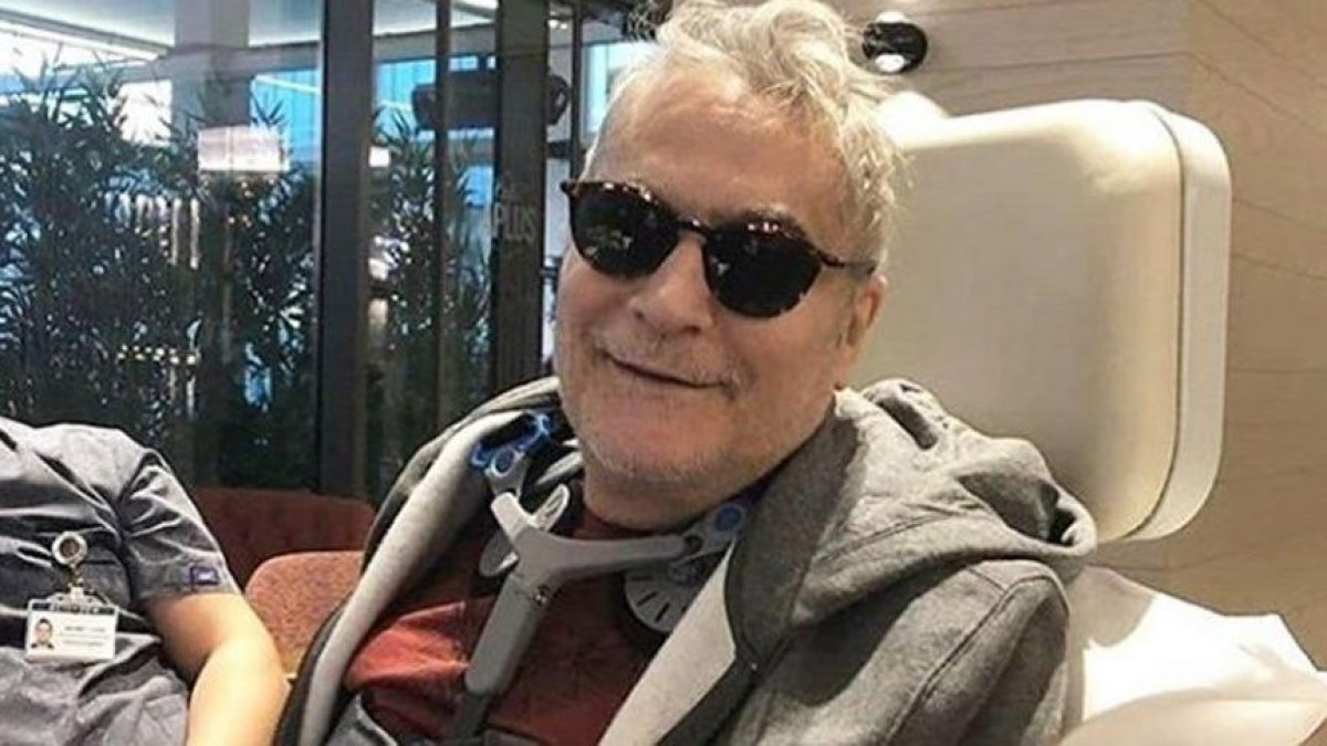 Sigortası işlemeyen Mehmet Ali Erbil'in hastane masrafı dudak uçuklattı