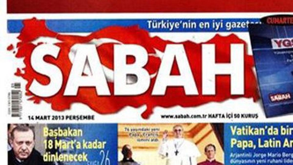 Yandaş gazete AKP'li belediyeyi CHP'li yaptı