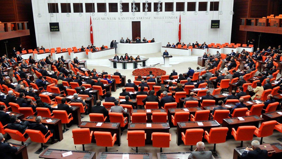 CHP, HDP ve İYİ Parti'den güvenlik soruşturması teklifine muhalefet şerhi koydu
