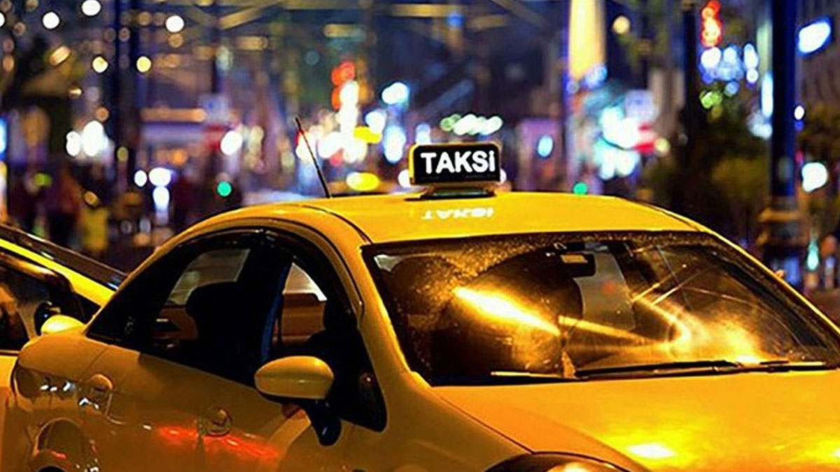Hamile kadını taksiye almayıp hakaret eden taksiciye gözaltı