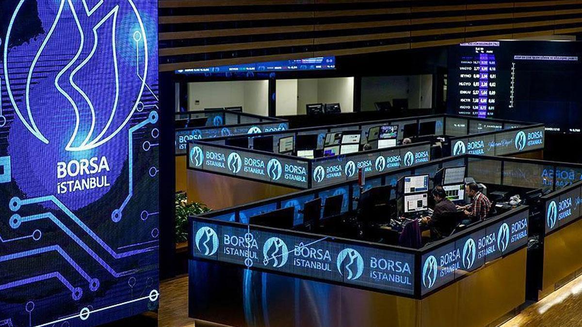 Borsa İstanbul'da kayıp yüzde 2.40'ı aştı