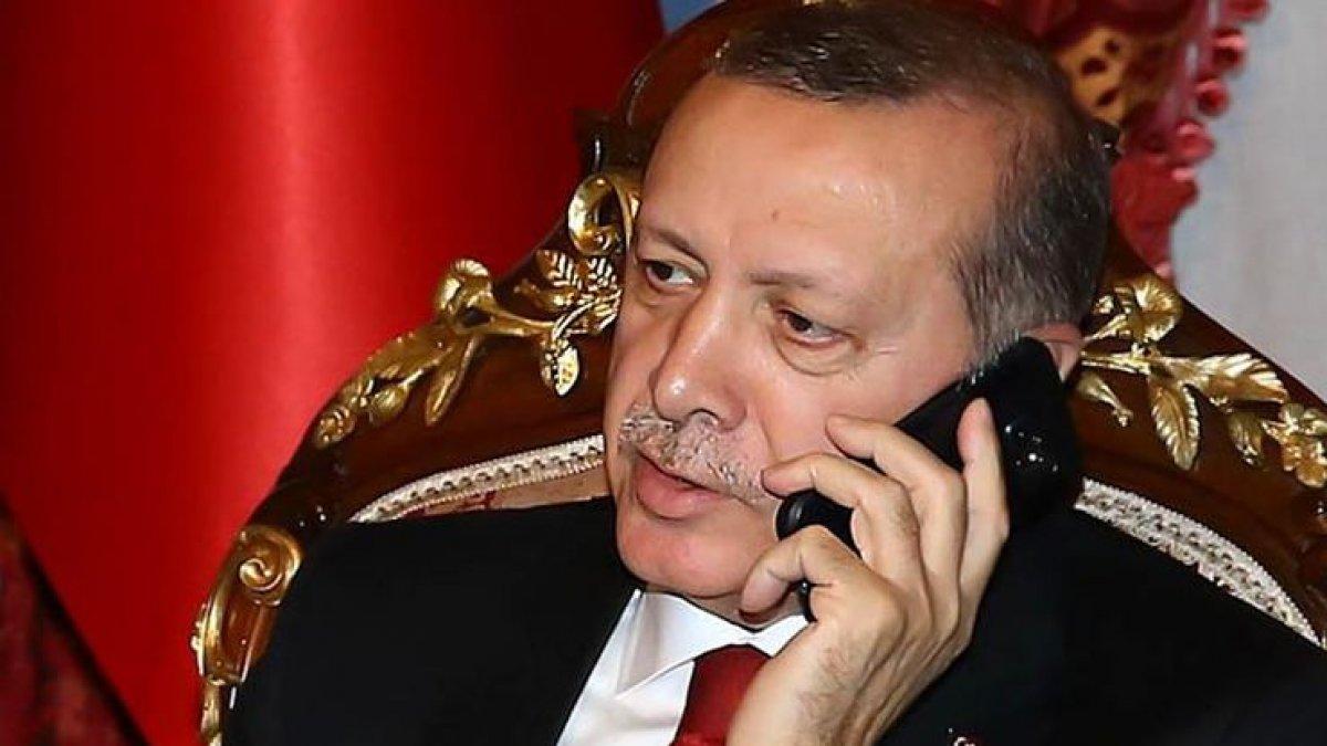 Erdoğan, İran Cumhurbaşkanı Ruhani ve Irak Cumhurbaşkanı Salihi ile görüştü