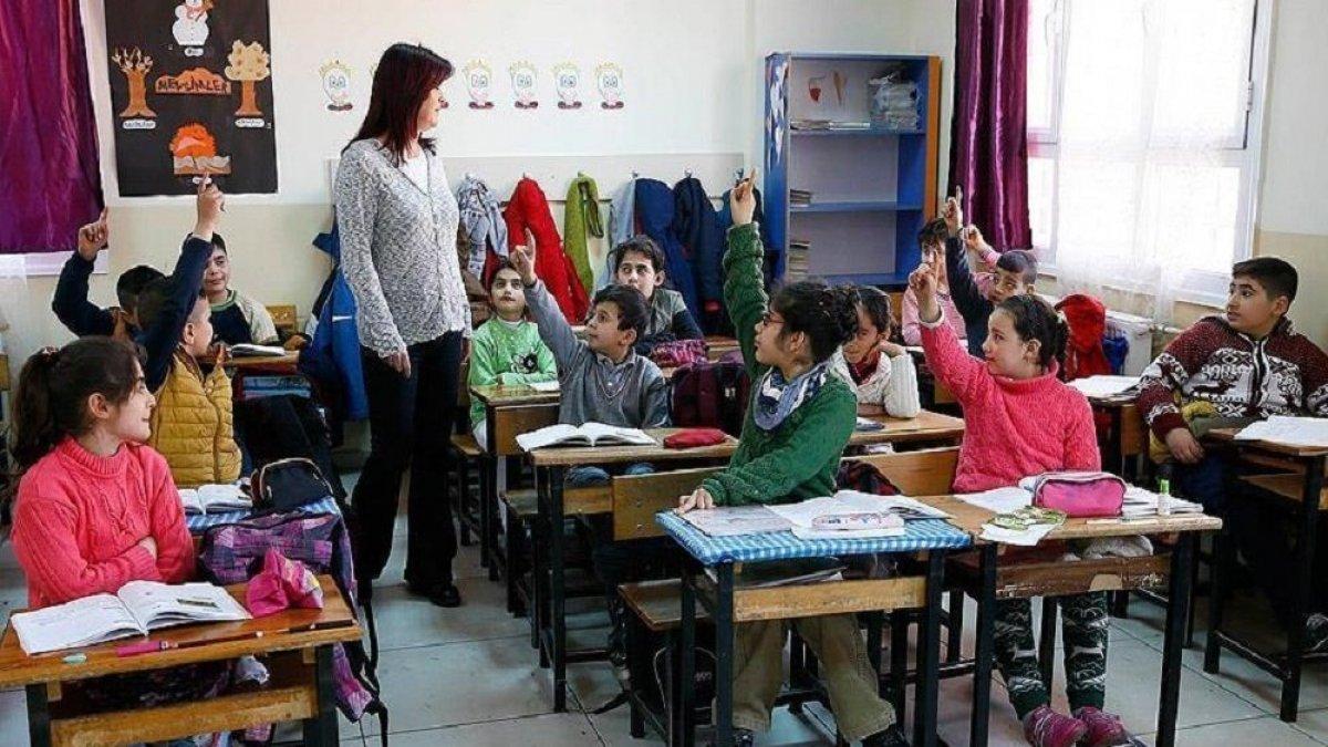 Sözleşmeli öğretmen atama takvimi yayınlandı