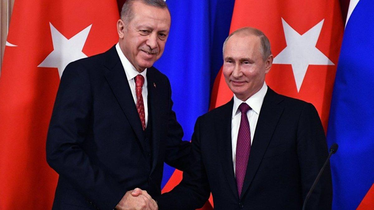 Berlin'de Putin-Erdoğan görüşmesi: Ortak çabamız sahada nispi sükunet sağladı