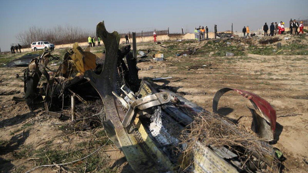 İran'dan uçak düşürdüğü iddialarına yanıt