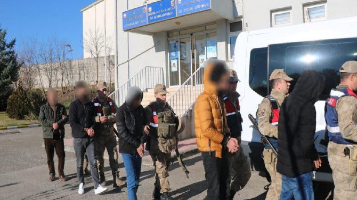 Diyarbakır'da operasyon: 8 tutuklama