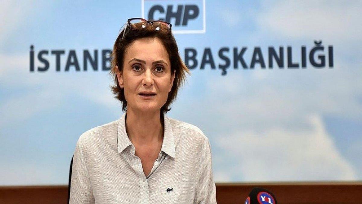 CHP İstanbul İl Başkanı Kaftancıoğlu'ndan kayyum tepkisi