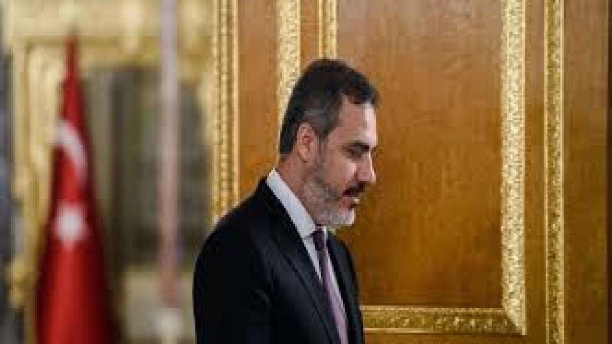 Hakan Fidan Moskova'da Suriyeli mevkidaşıyla görüştü