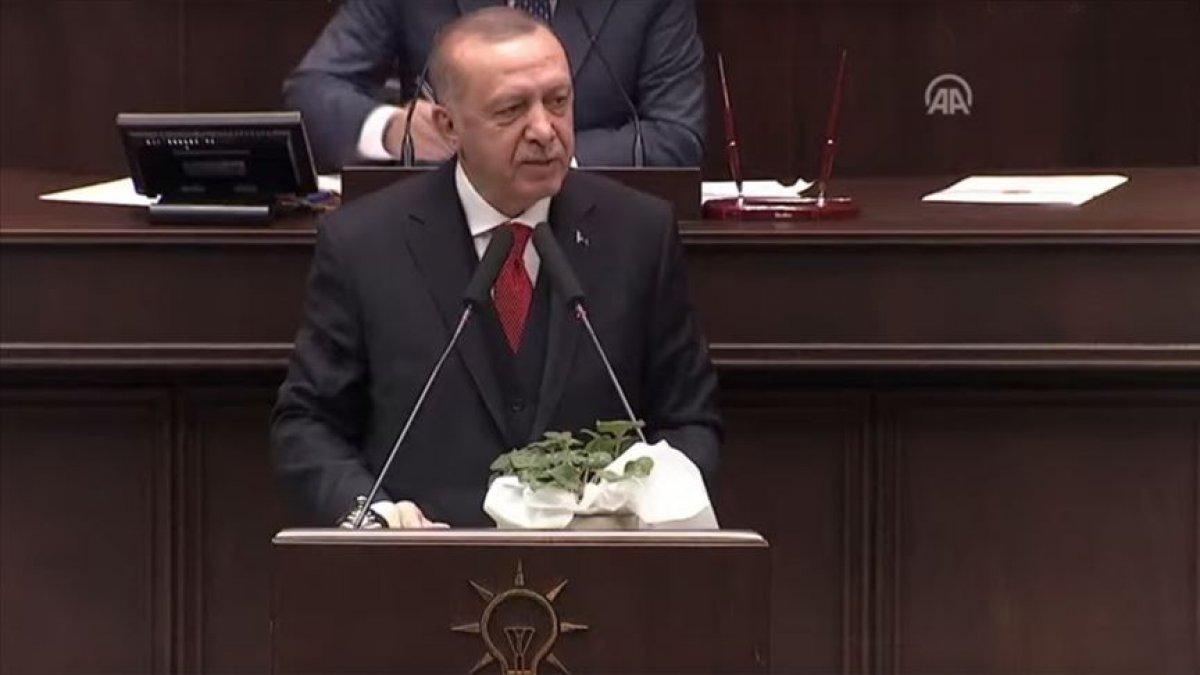 AKP'li Cumhurbaşkanı Erdoğan: Kanal İstanbul'u yapmakta geç kaldık