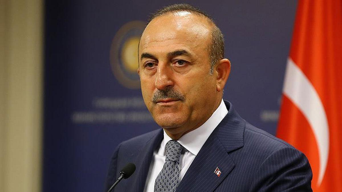 Hafter'in barış anlaşması imzalamadan ayrılmasına Dışişleri'nden tepki