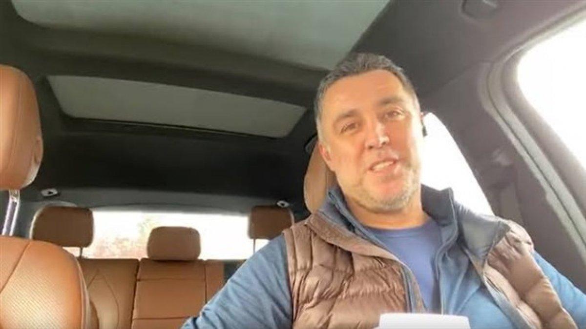FETÖ firarisi eski milli futbolcu Şükür ABD'de Uber şoförü oldu