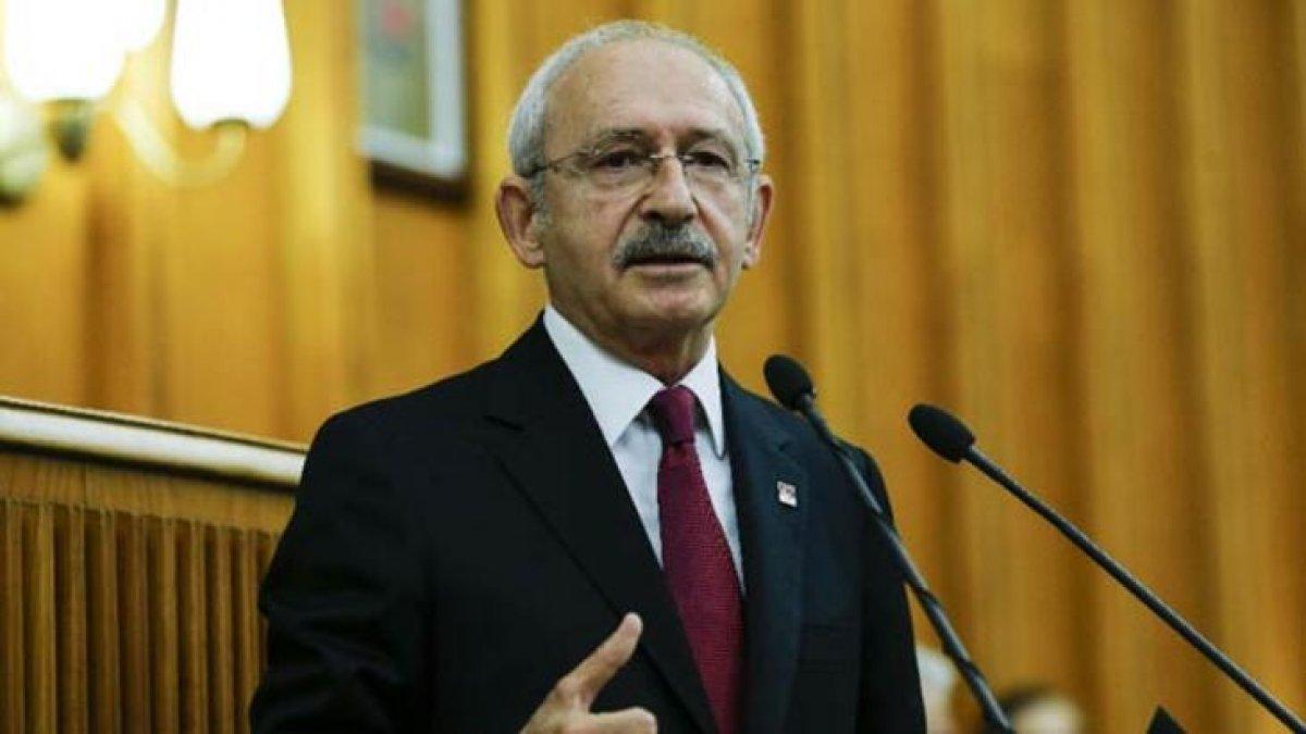 CHP Lideri Kılıçdaroğlu: Bu iktidar kimden yana? Fakir fukaradan mı, hortumculardan mı?