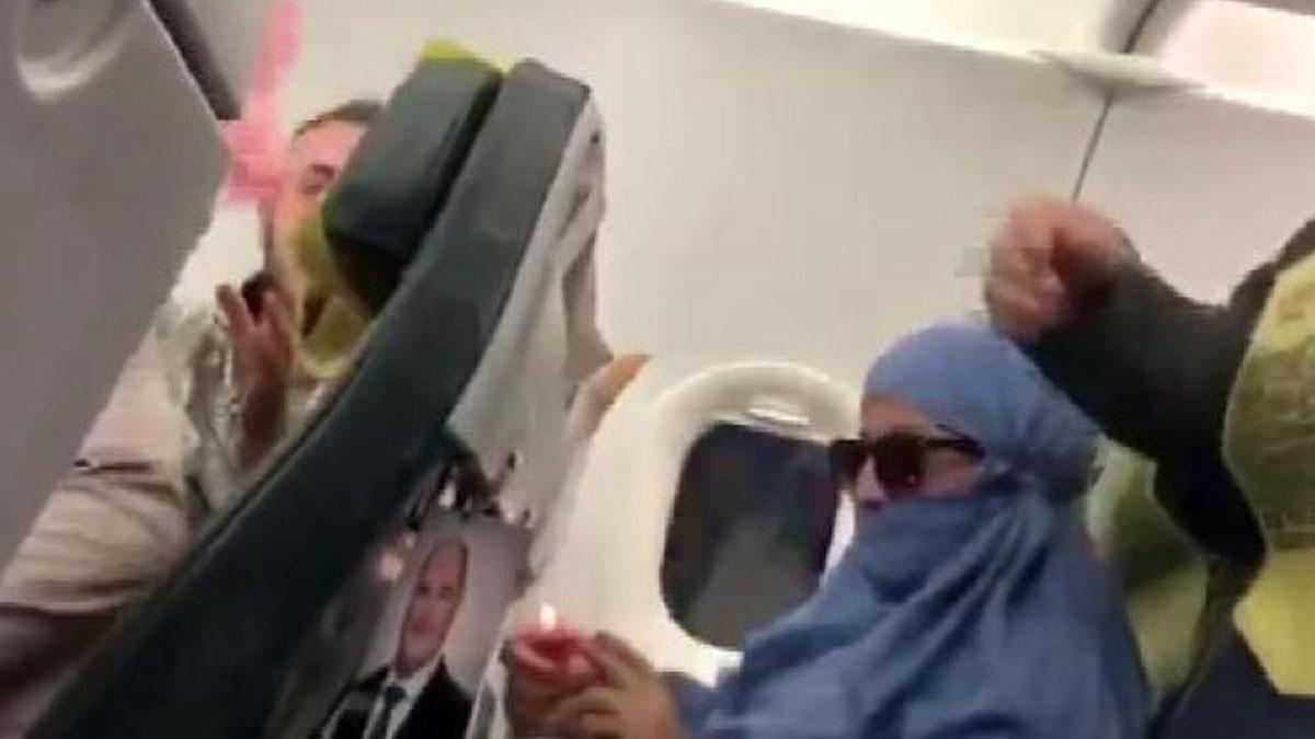 """""""FETÖ'cüyüm, uçağı patlatacağım"""" diyen kişinin davası başladı: Yaptıklarını hatırlamadı"""
