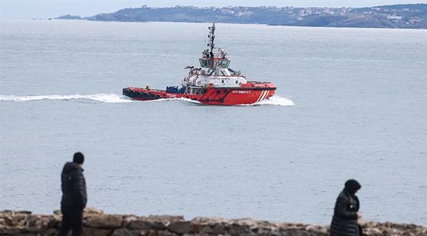 Kilyos açıklarında batan teknedeki kayıp 2 kişiden birinin cansız bedenine ulaşıldı