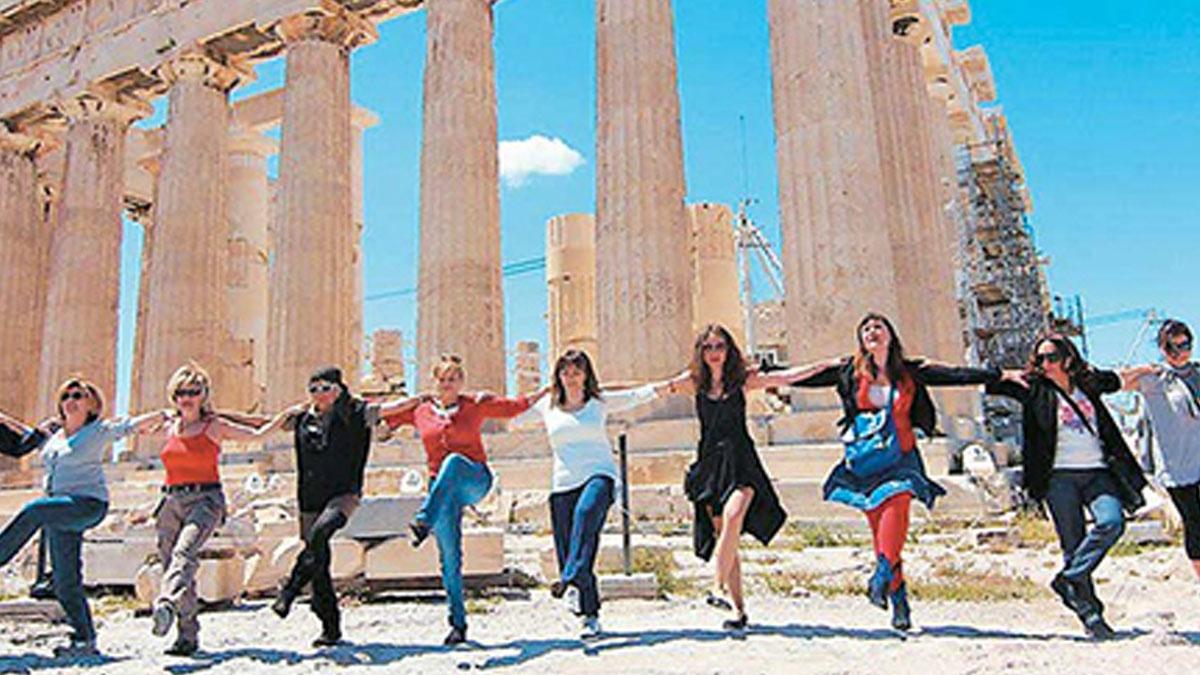 Yunanistan'da en çok harcamayı yapan turistler Türkler oldu