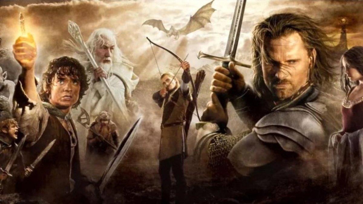 Yüzüklerin Efendisi dizisinin oyuncu kadrosunu açıklandı