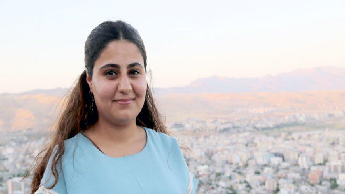 HDP Cizre İlçe Başkanı Güler Tunç'a hapis cezası verildi