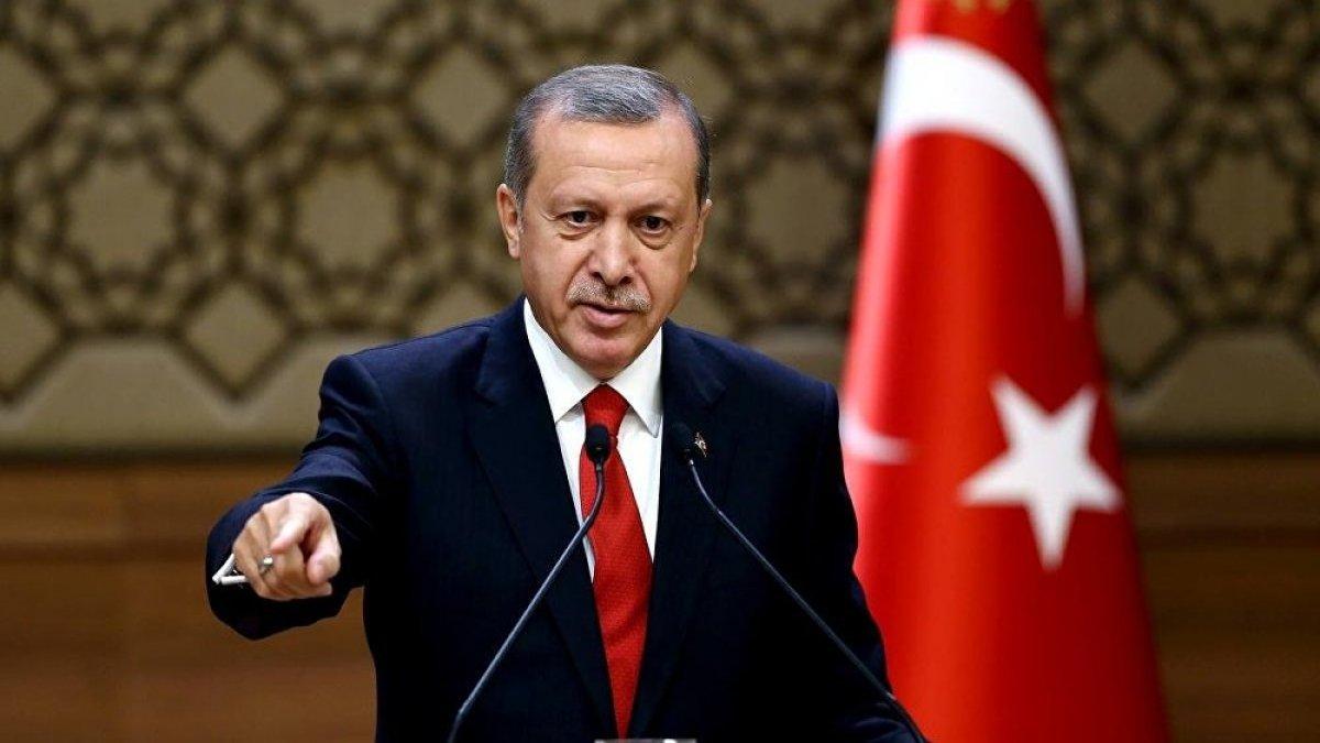 Erdoğan'dan Kılıçdaroğlu'na: AK Parti'de, MHP'de böyle adamlar var mı?