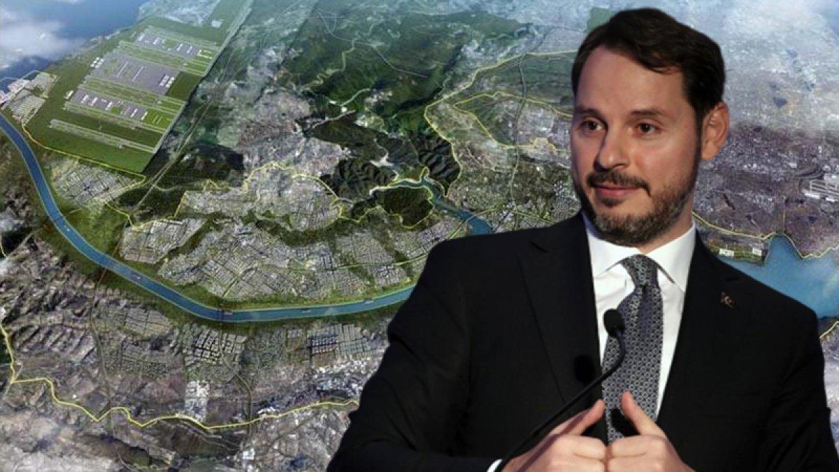 Berat Albayrak istedi, oldu: 'Kanal İstanbul' haberlerine erişim engeli