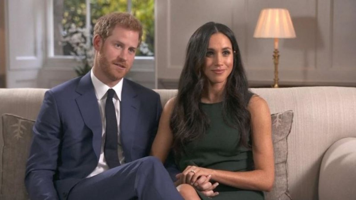 Netflix'ten Markle ve Prens Harry'e dizi teklifi