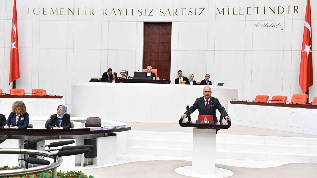 İYİ Partili vekilden 'sosyal denge tazminatıyla' ilgili kanun teklifi