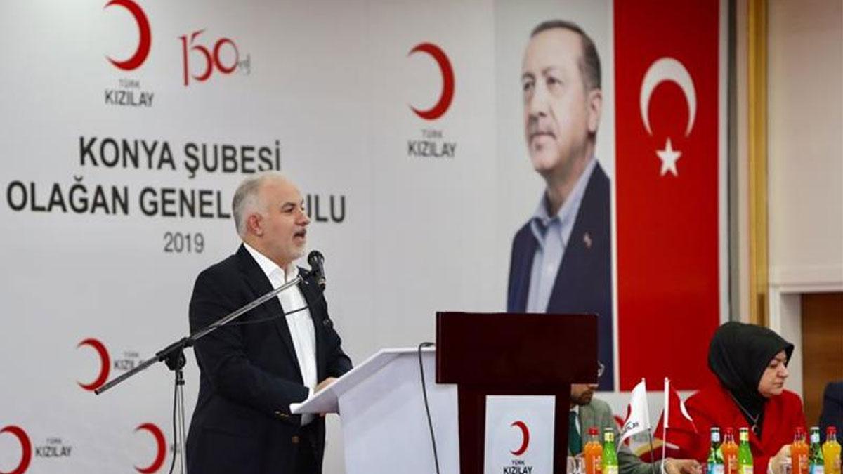 Depremin ardından Kızılay Başkanı Kınık'ın para talep etmesine tepki