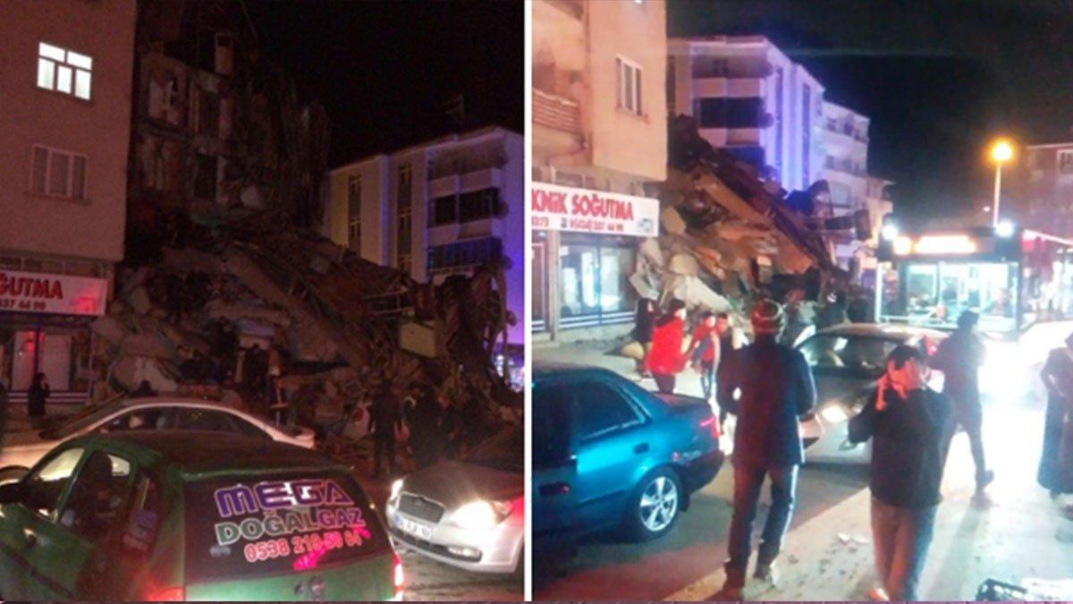Elazığ depremi sonrası bakanlar Elazığ'a gidiyor