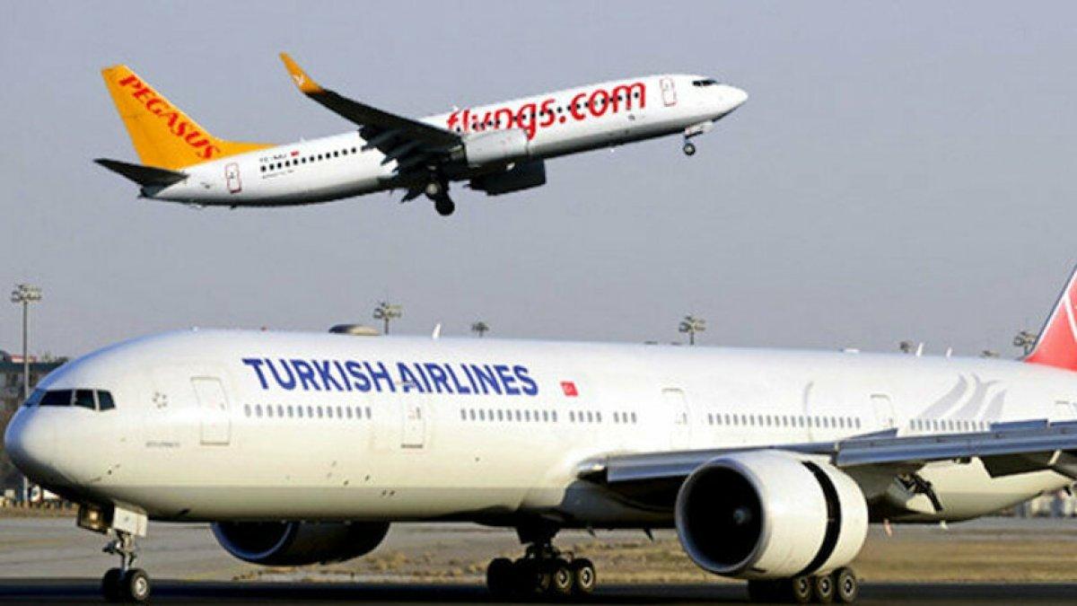 İstanbul Havalimanı'nda inen THY uçağının iniş takımları kırıldı