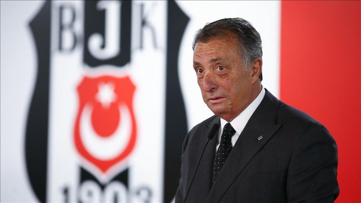 Beşiktaş Başkanı Ahmet Nur Çebi'nin ikinci test sonucu belli oldu