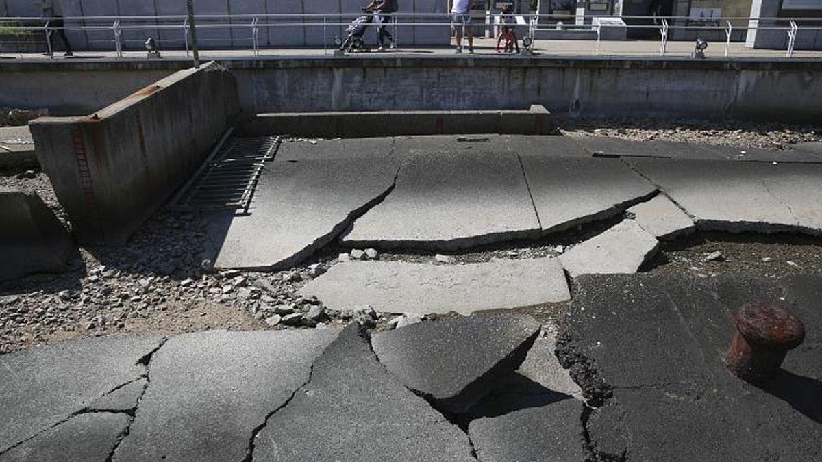 Japonya'da 7 büyüklüğünde deprem: Can ve mal kaybı yok