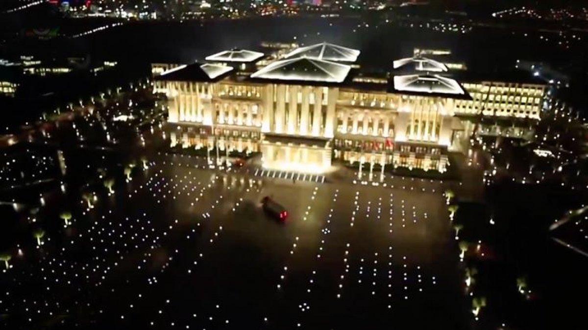 Cumhurbaşkanı Erdoğan'ın sarayları için 3,2 milyar lira harcandı